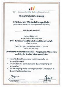 BVFI-Bundesverband für die Immobilienwirtschaft